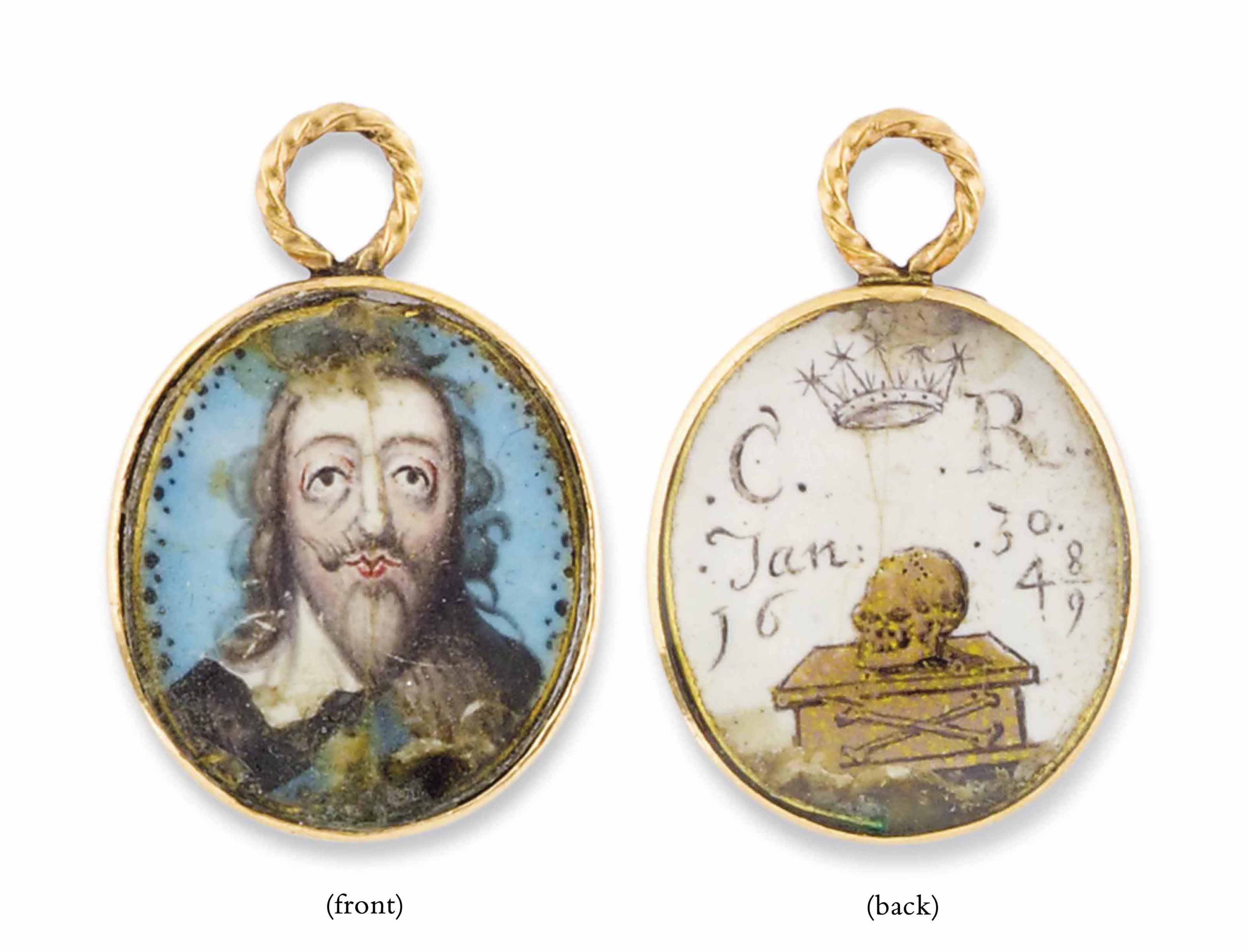 CHARLES I (1600-1649)  A 17TH