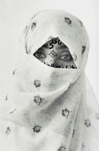 Untitled (from the Women of Allah series)