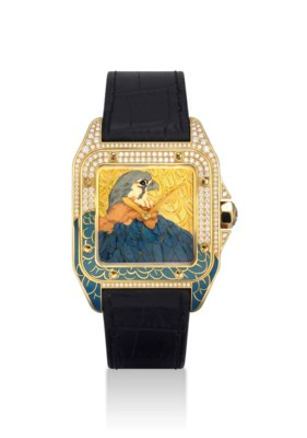 CARTIER. A VERY FINE AND EXTRE