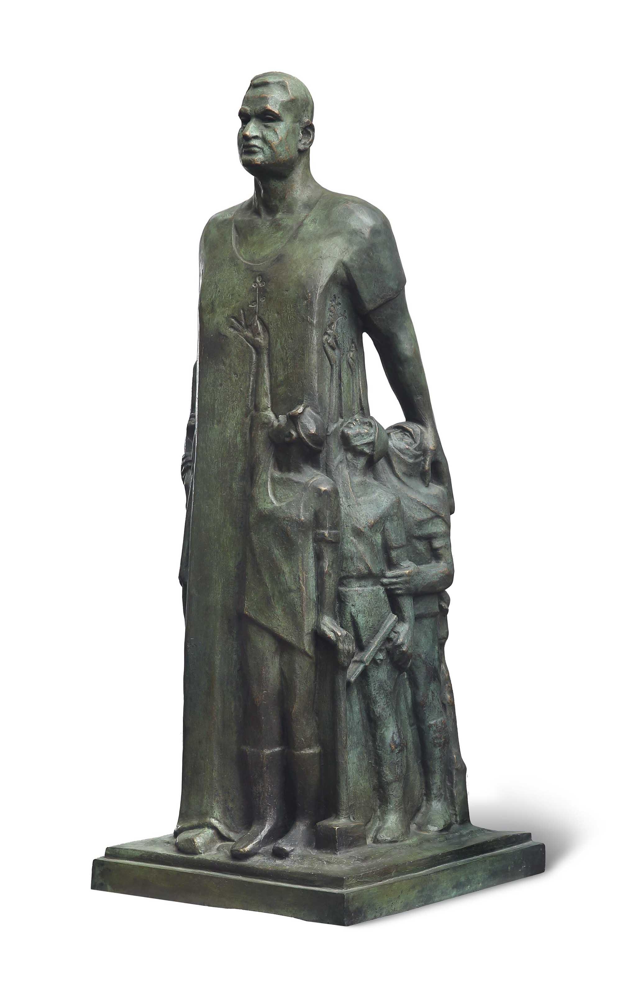 Gamal El Sagini (Egyptian, 191