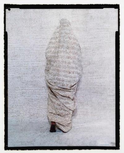 Lalla Essaydi (Moroccan, b. 19