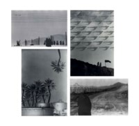 Landscape of the Mind, I, II, III, IV