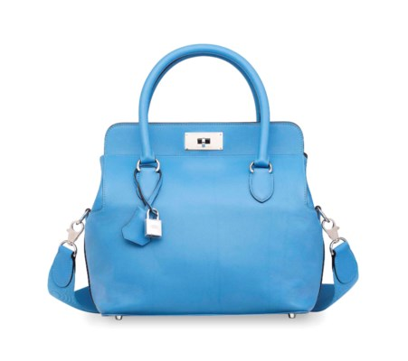 A BLEU PARADIS SWIFT LEATHER T