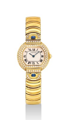 CARTIER. A LADY'S VERY FINE 18