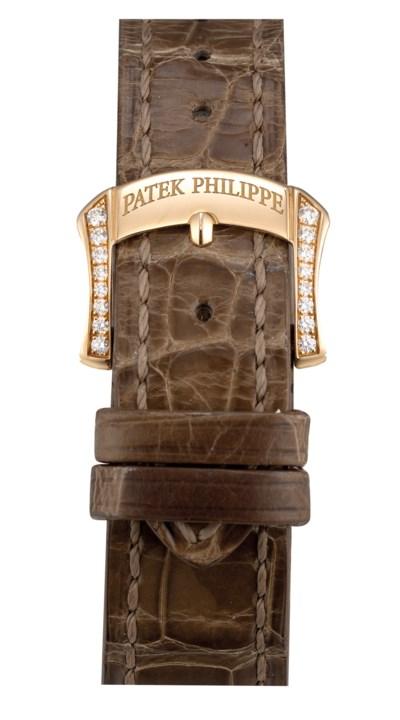 PATEK PHILIPPE. A LADY'S FINE