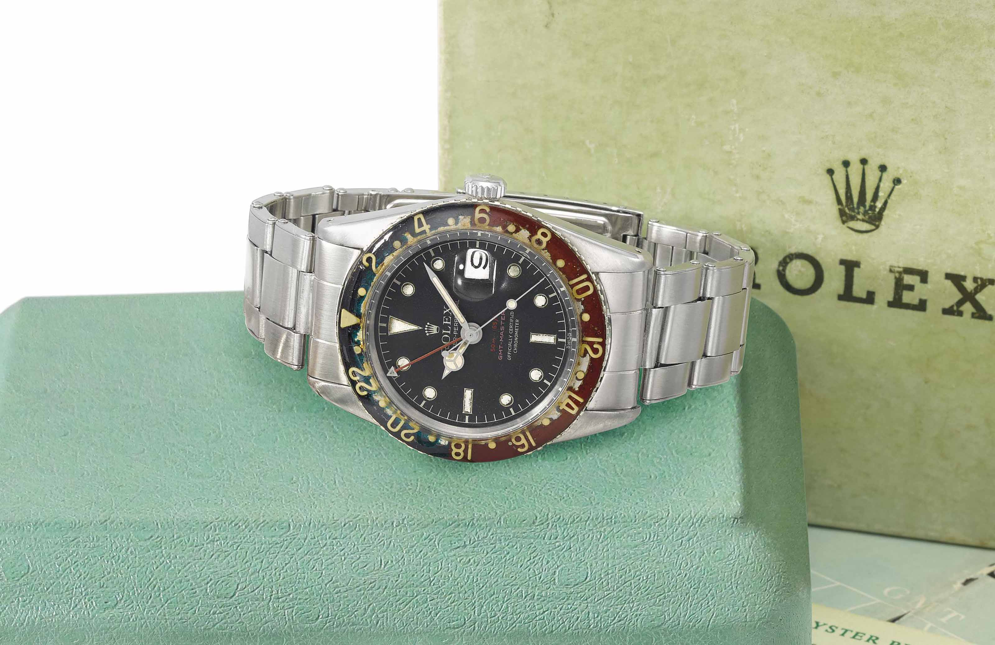 Rolex. An extremely rare and a