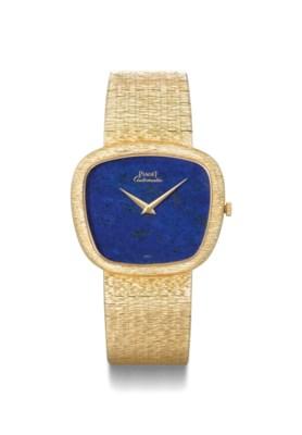 Piaget. An attractive 18K gold