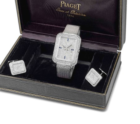 Piaget. A fine, large and attr