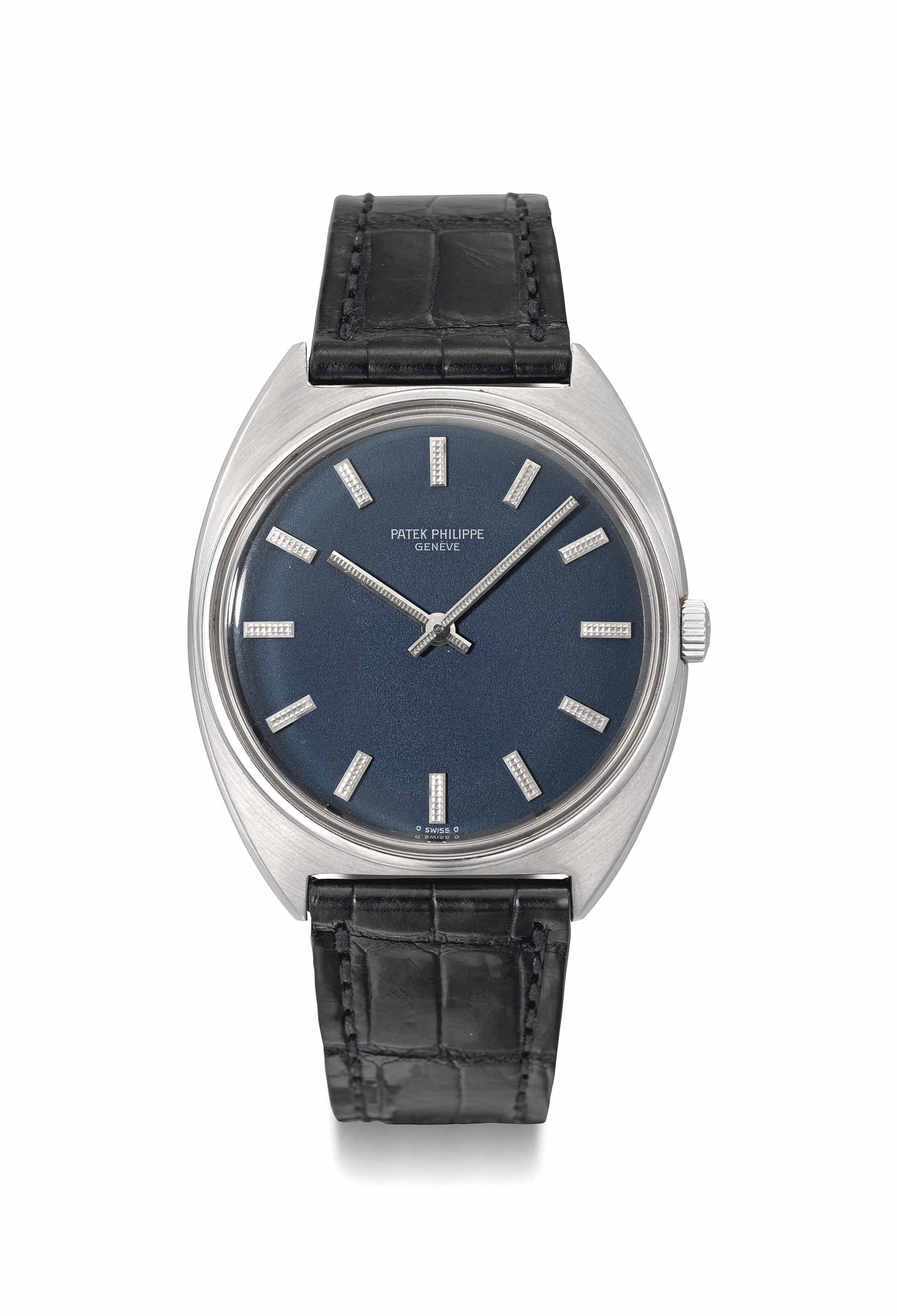 Patek Philippe. A fine and pos