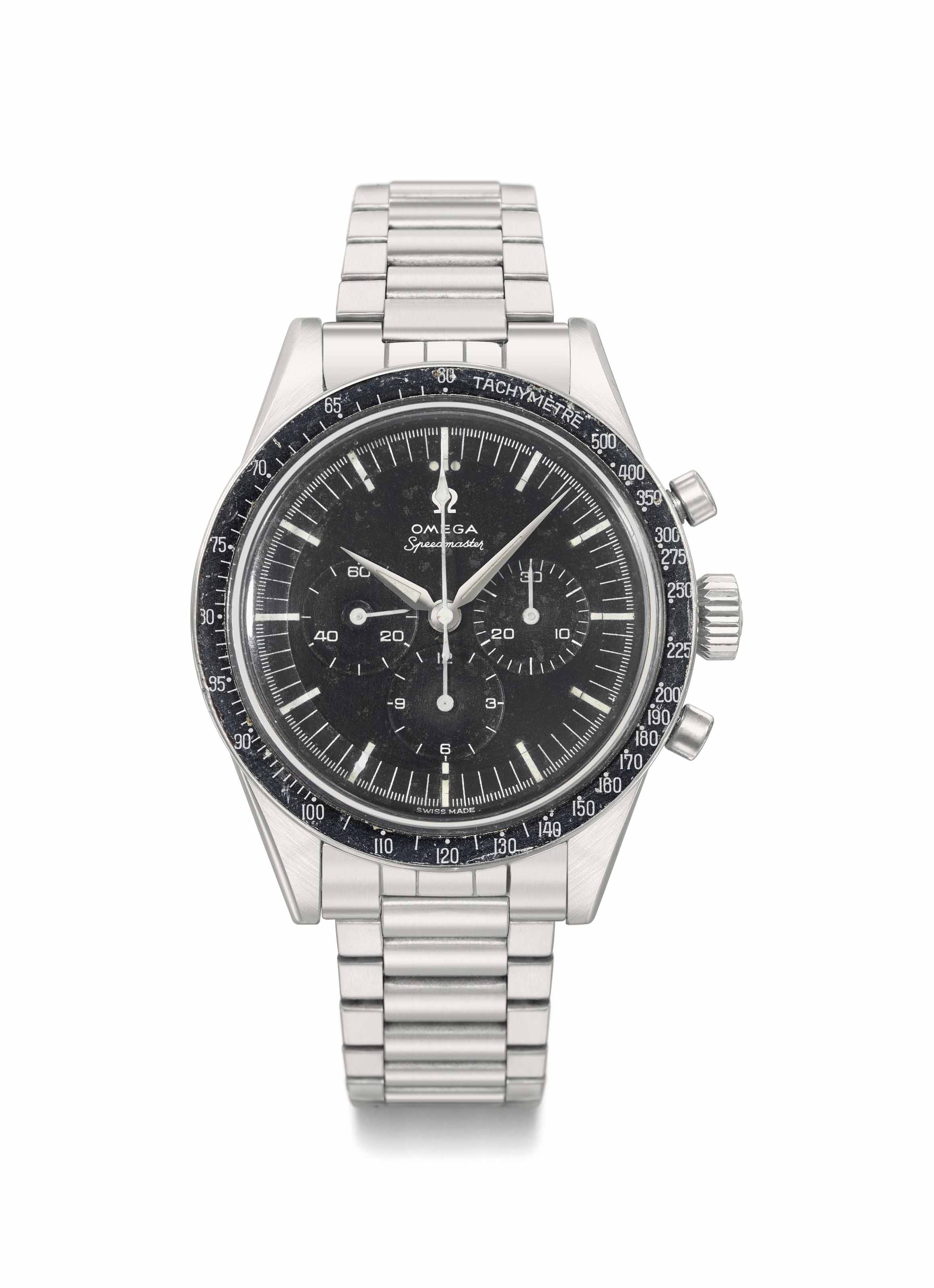 Omega. A fine and very rare st