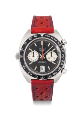 Heuer. A fine and attractive t