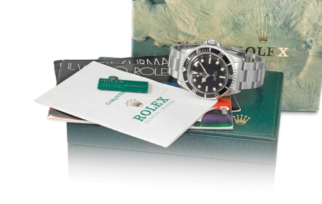 Rolex. A fine stainless steel