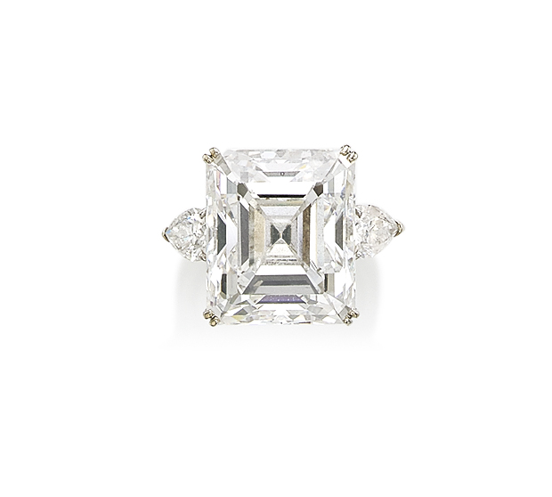 A SUPERB DIAMOND RING, BY BOUCHERON