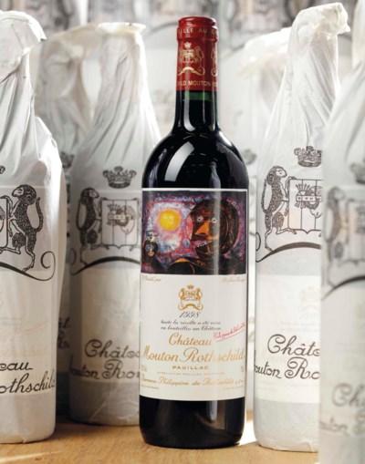 Château Mouton-Rothschild 1998