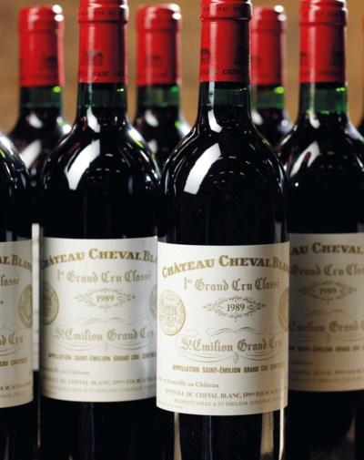 Château Cheval-Blanc 1989 , 19