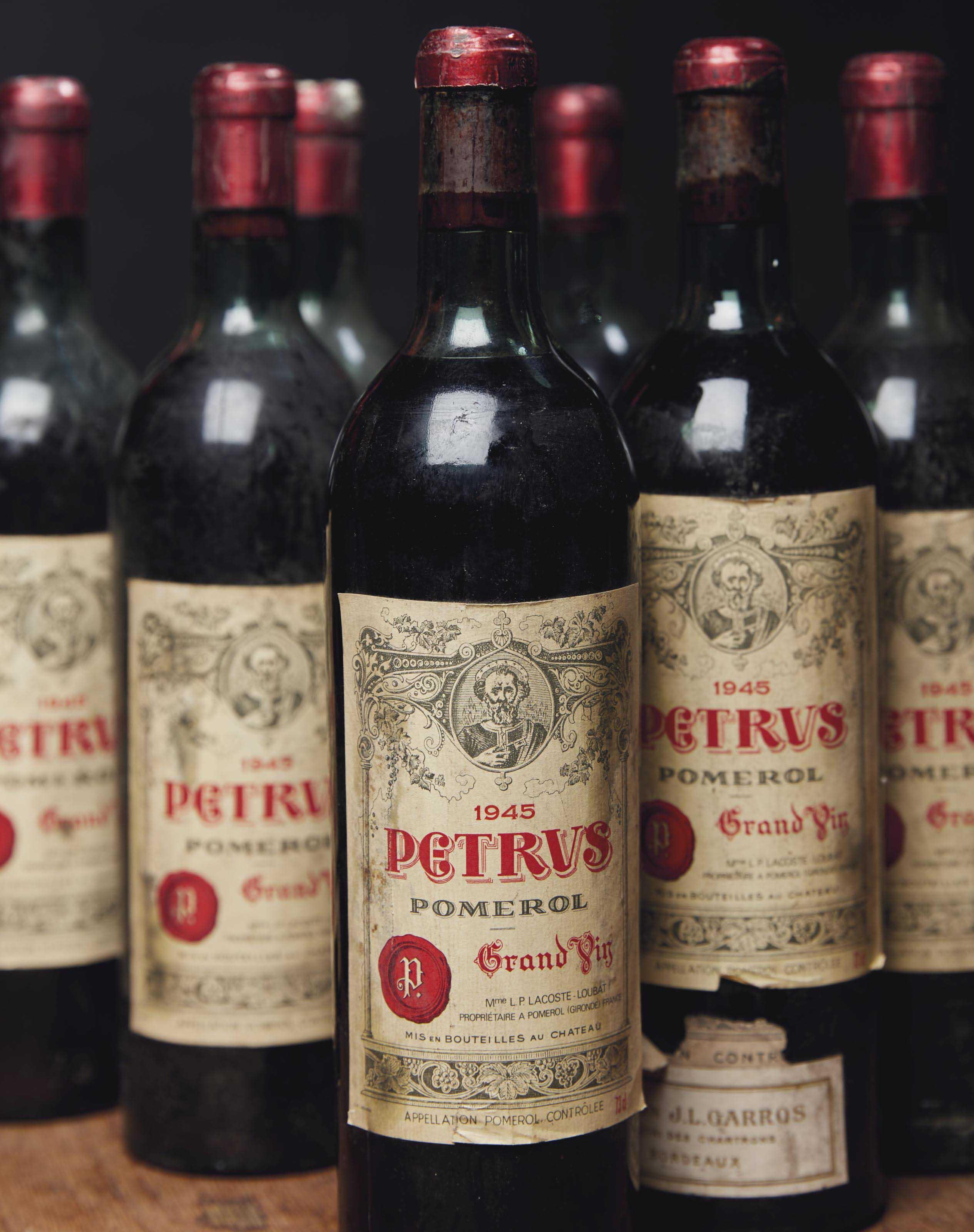 Petrus 1945