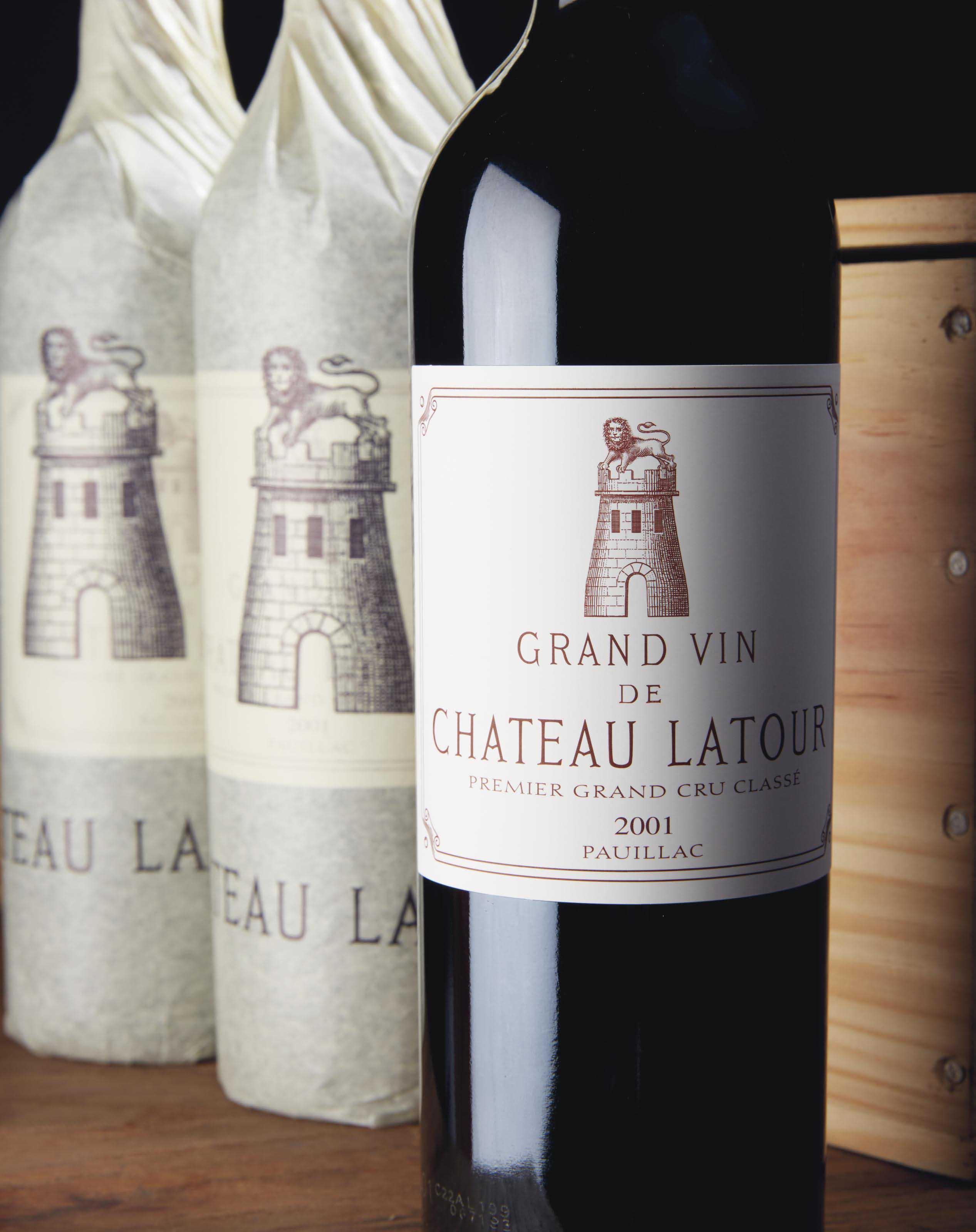 Château Latour 2001 , 2001