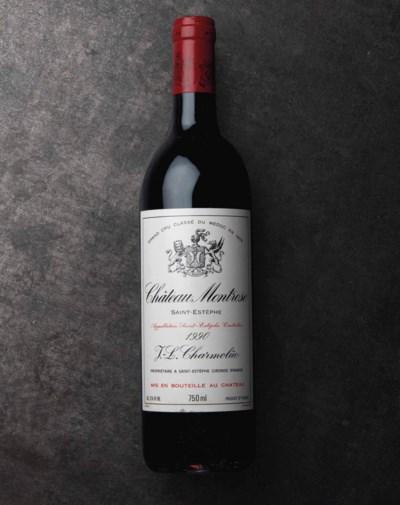 Château Montrose 1990 , 1990