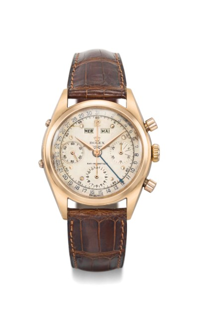 Rolex. A highly rare and very