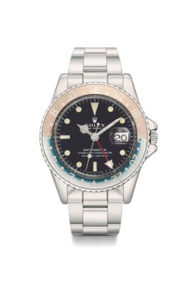 Rolex. An attractive dual time