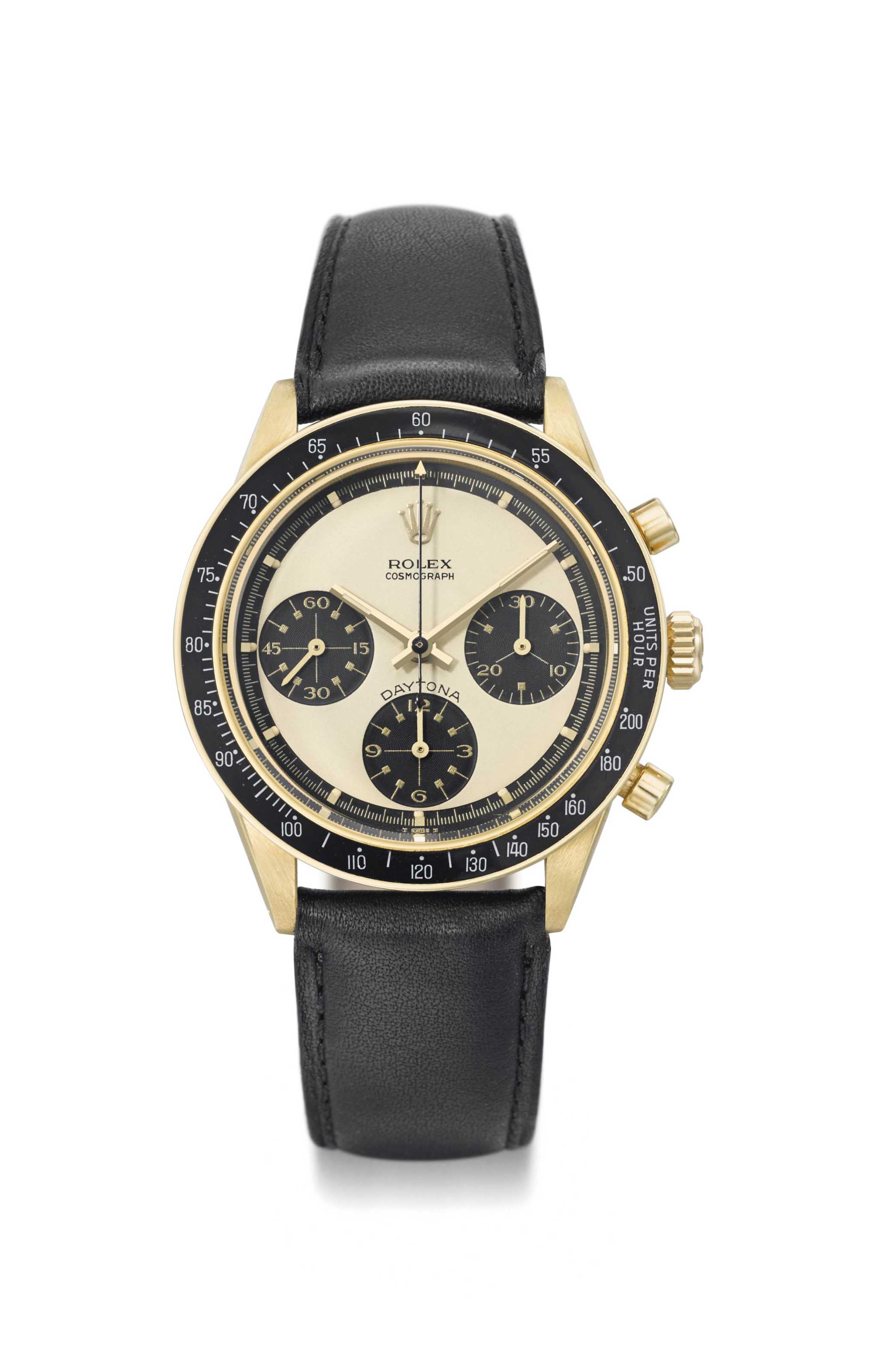 Rolex. A fine, rare and attrac
