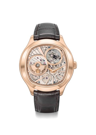 Piaget. A very fine and large