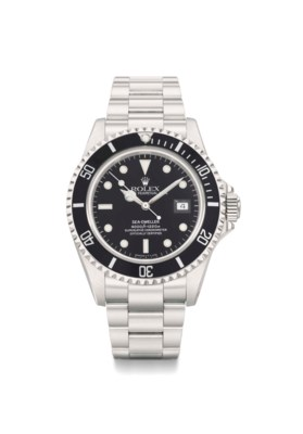 Rolex. A stainless steel autom