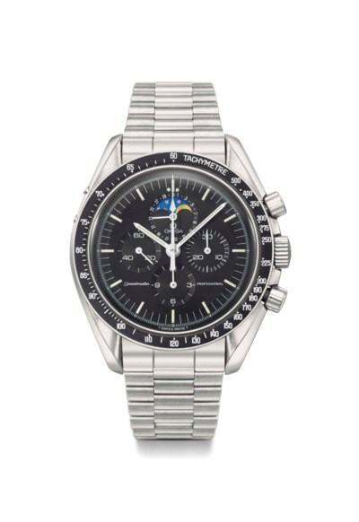 Omega. A Very Rare Stainless S