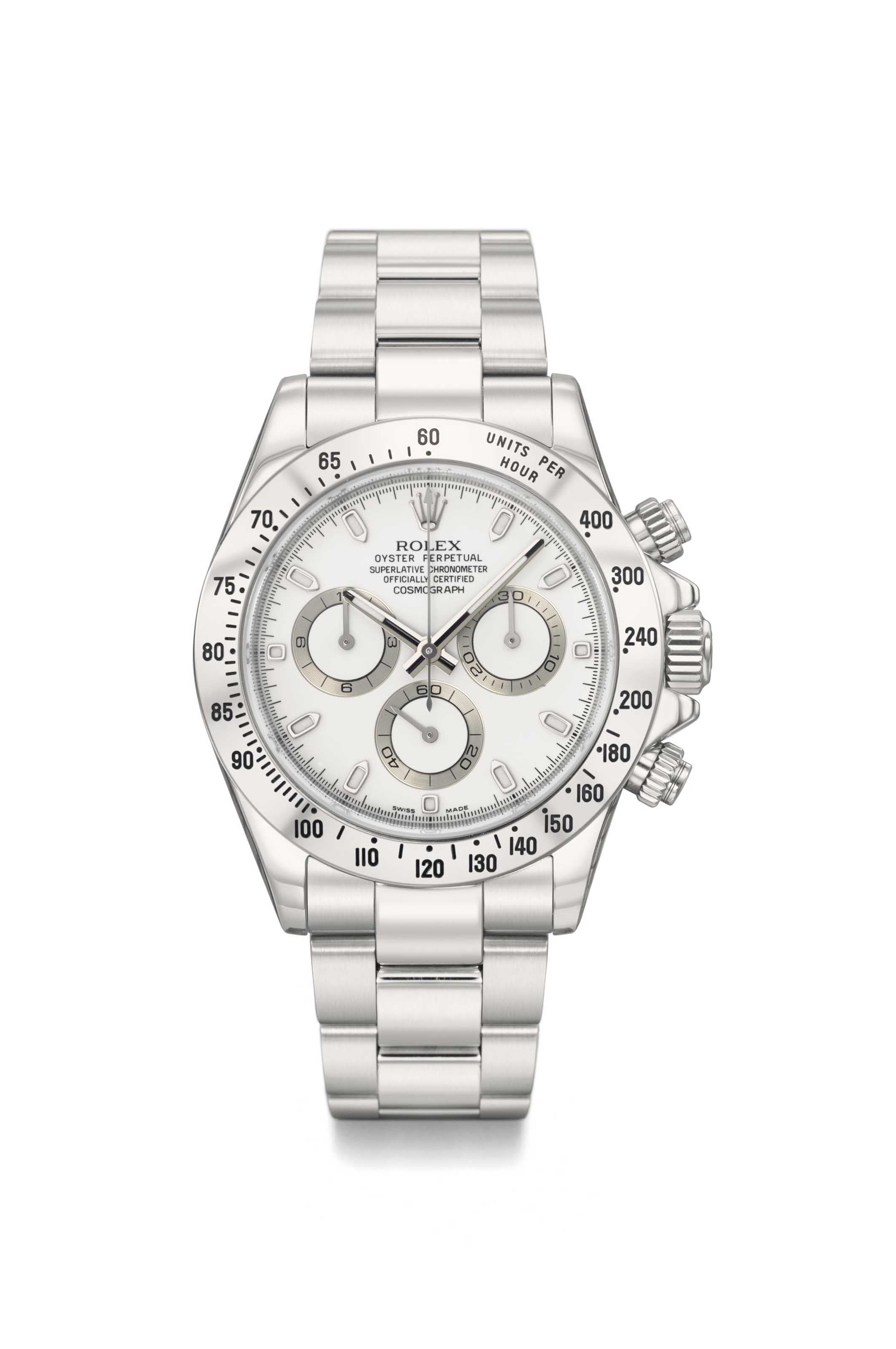 Rolex. A fine and extremely ra