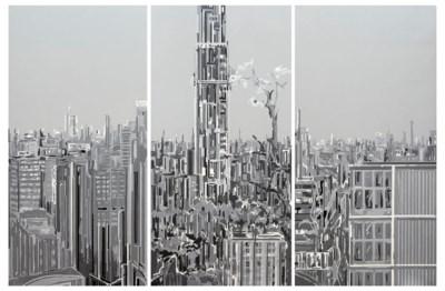 LIU WEI (Chinese, B. 1972)