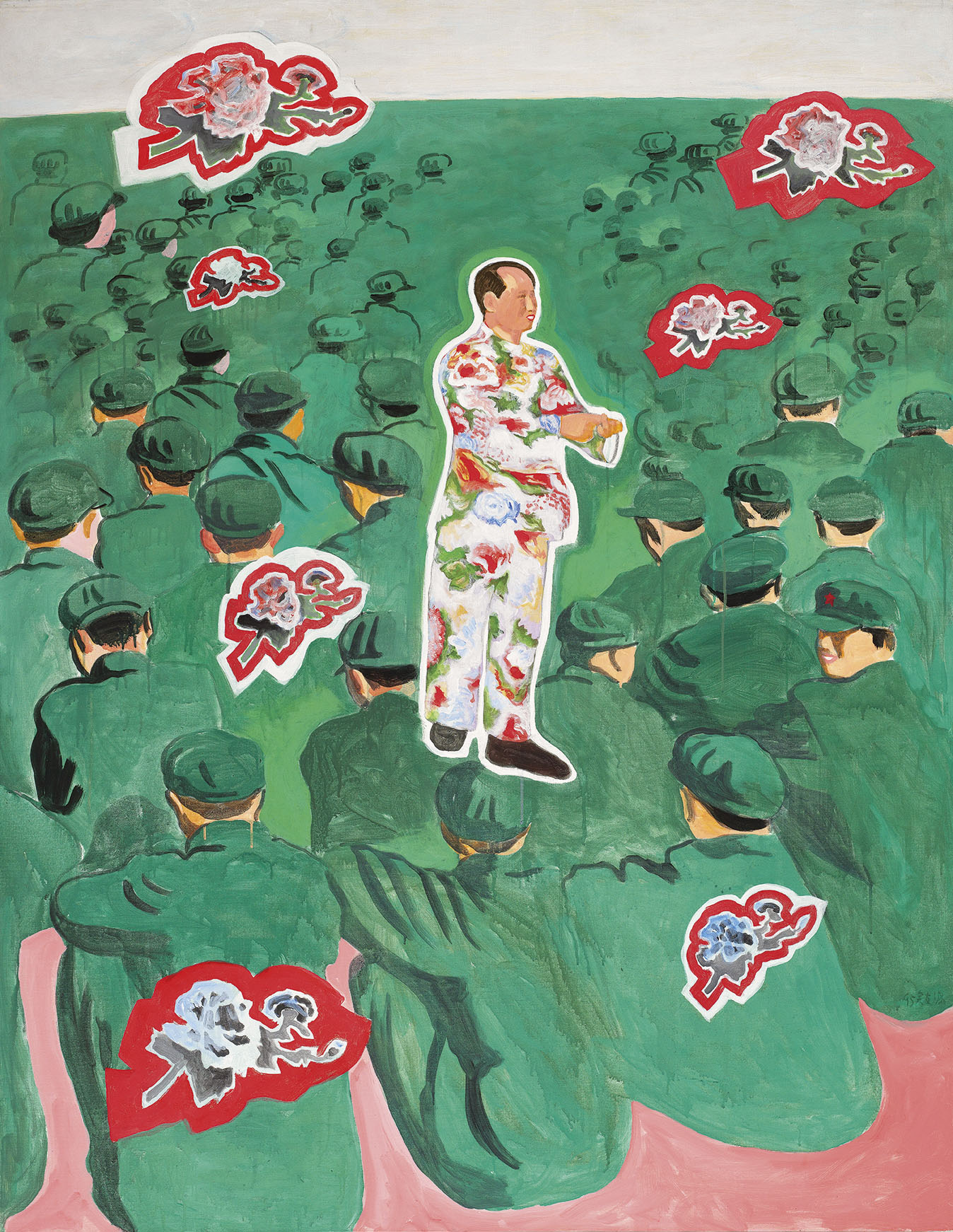 Mao & His People: Green