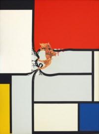 Sucreep is Upset (Mondrian)