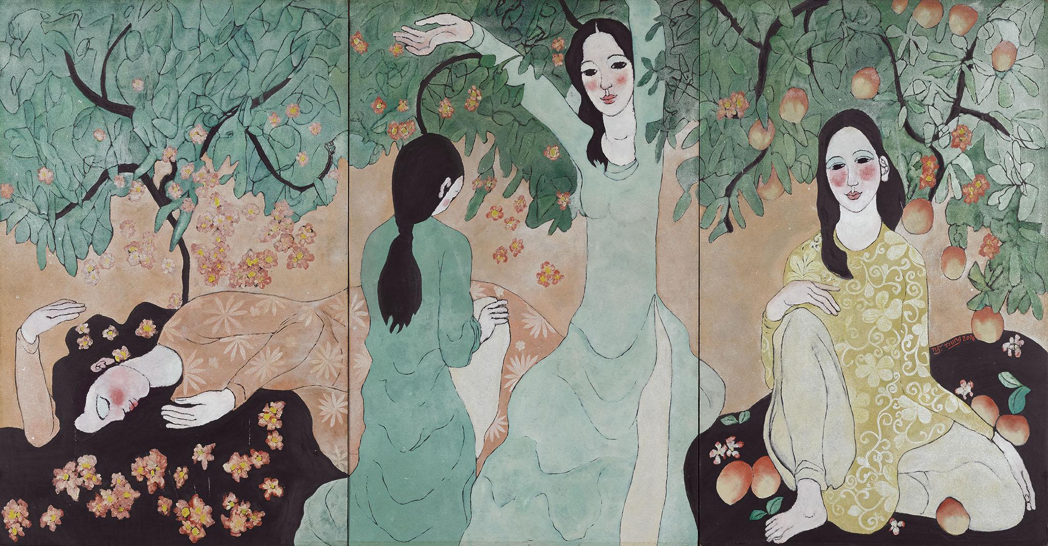 NGUYEN TRUNG (Vietnamese, B. 1
