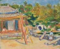 Villa in Enoura