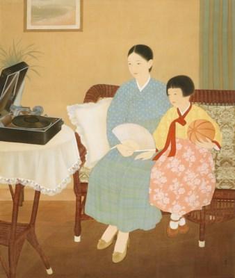 KIM KI-CHANG (Korean, 1913-200