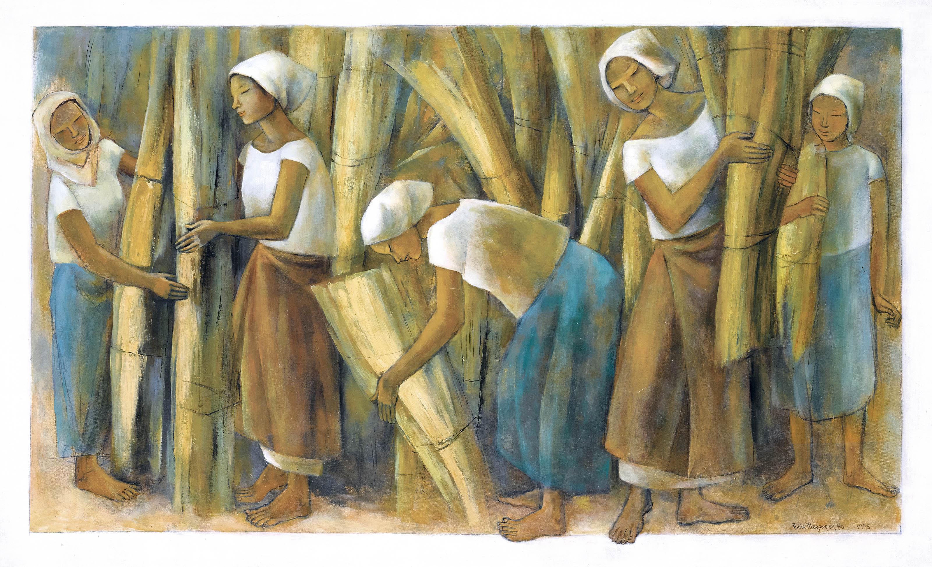 ANITA MAGSAYSAY-HO (PHILIPPINES, 1914-2012)