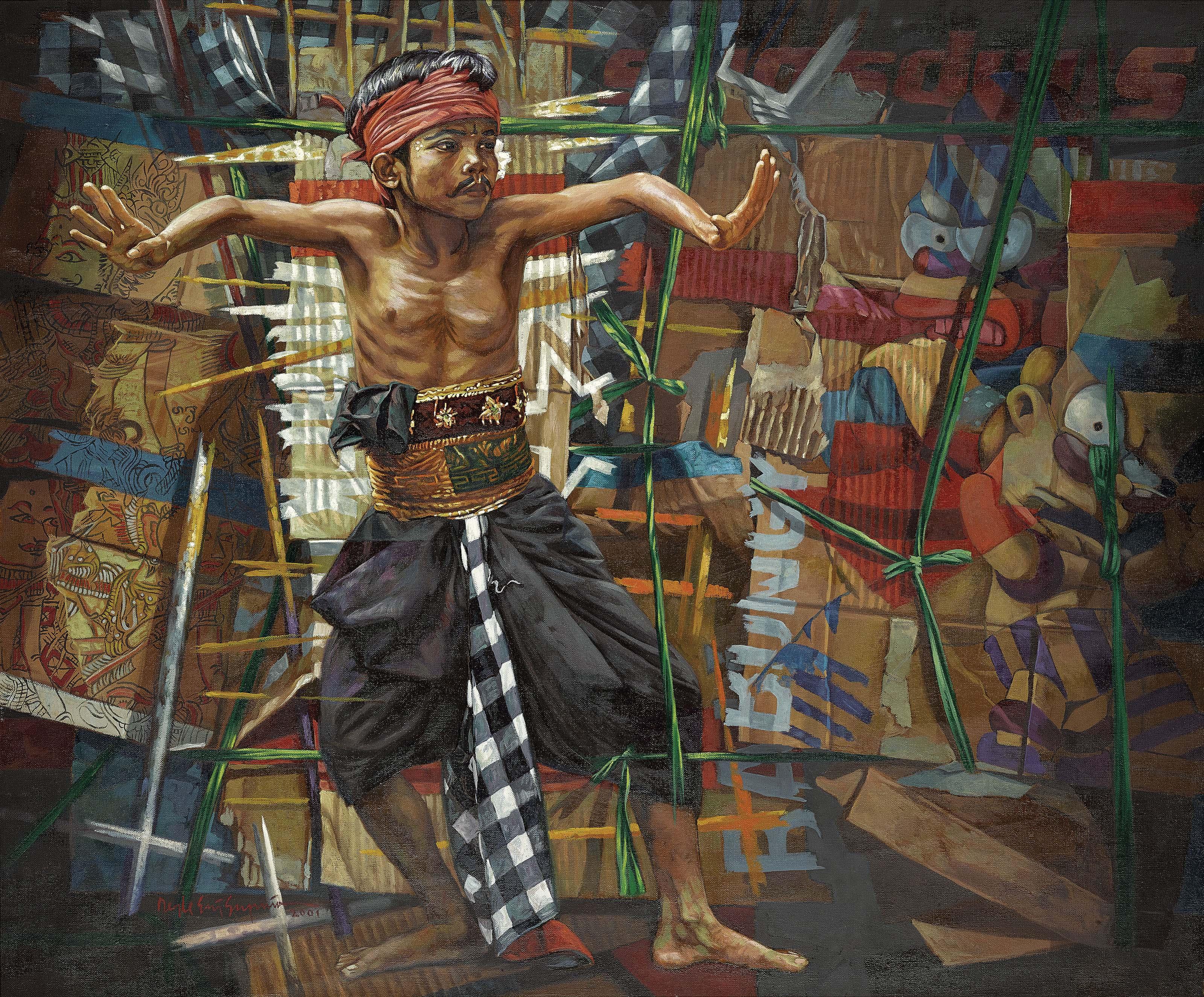 DEDE ERI SUPRIA (INDONESIA, B  1956) | SAVE THE LAST DANCE