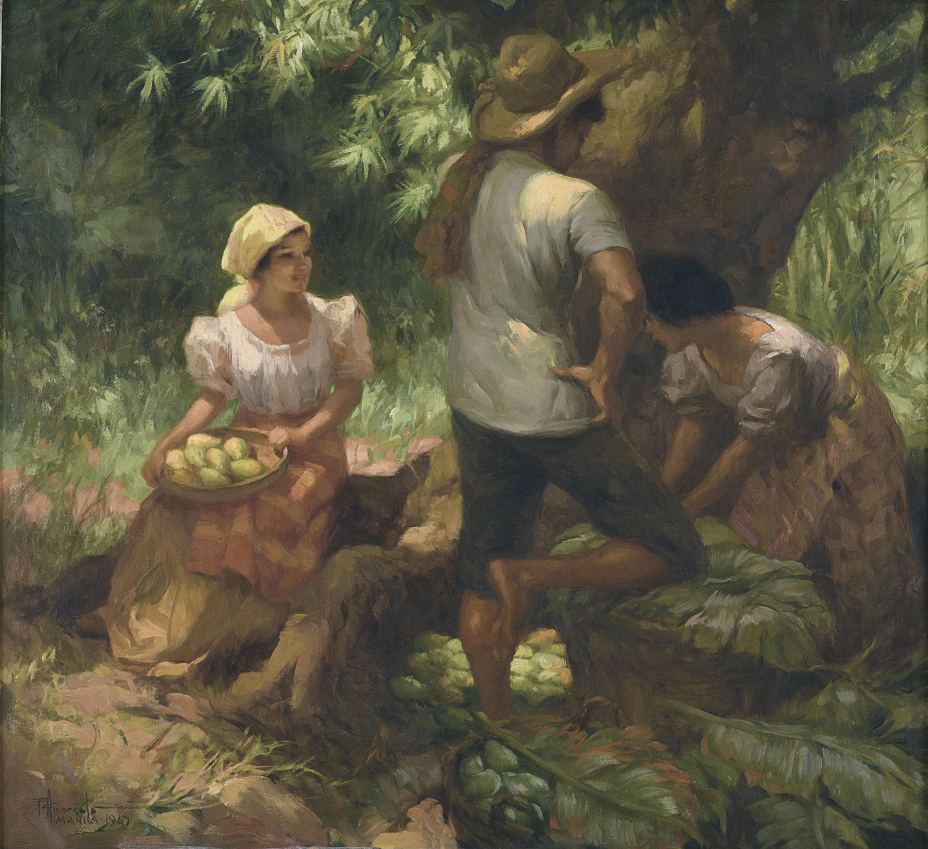 FERNANDO CUETO AMORSOLO (PHILIPPINES, 1892-1972)