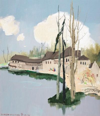 WU GUANZHONG (CHINA, 1919-2010