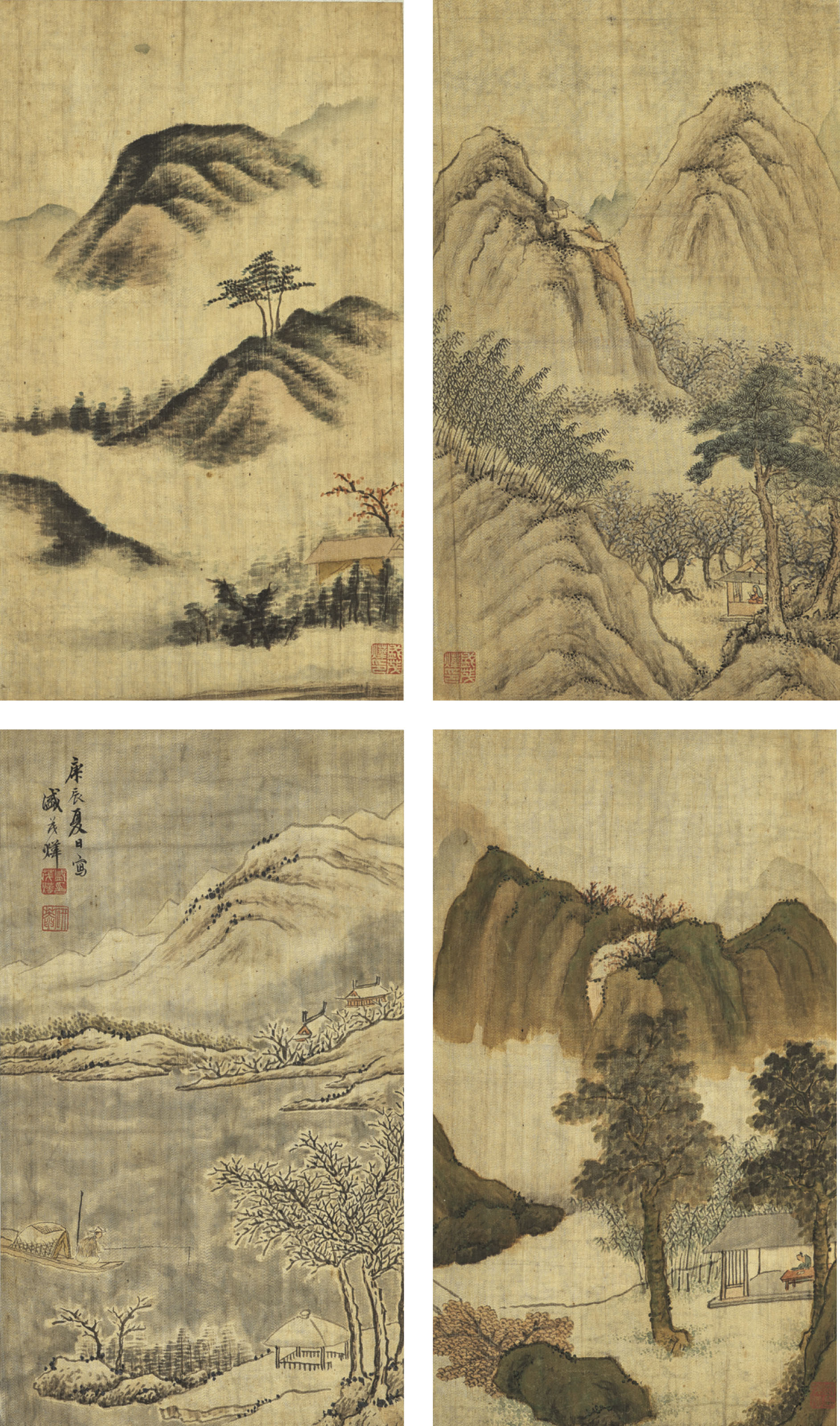SHENG MAOYE (17TH CENTURY)