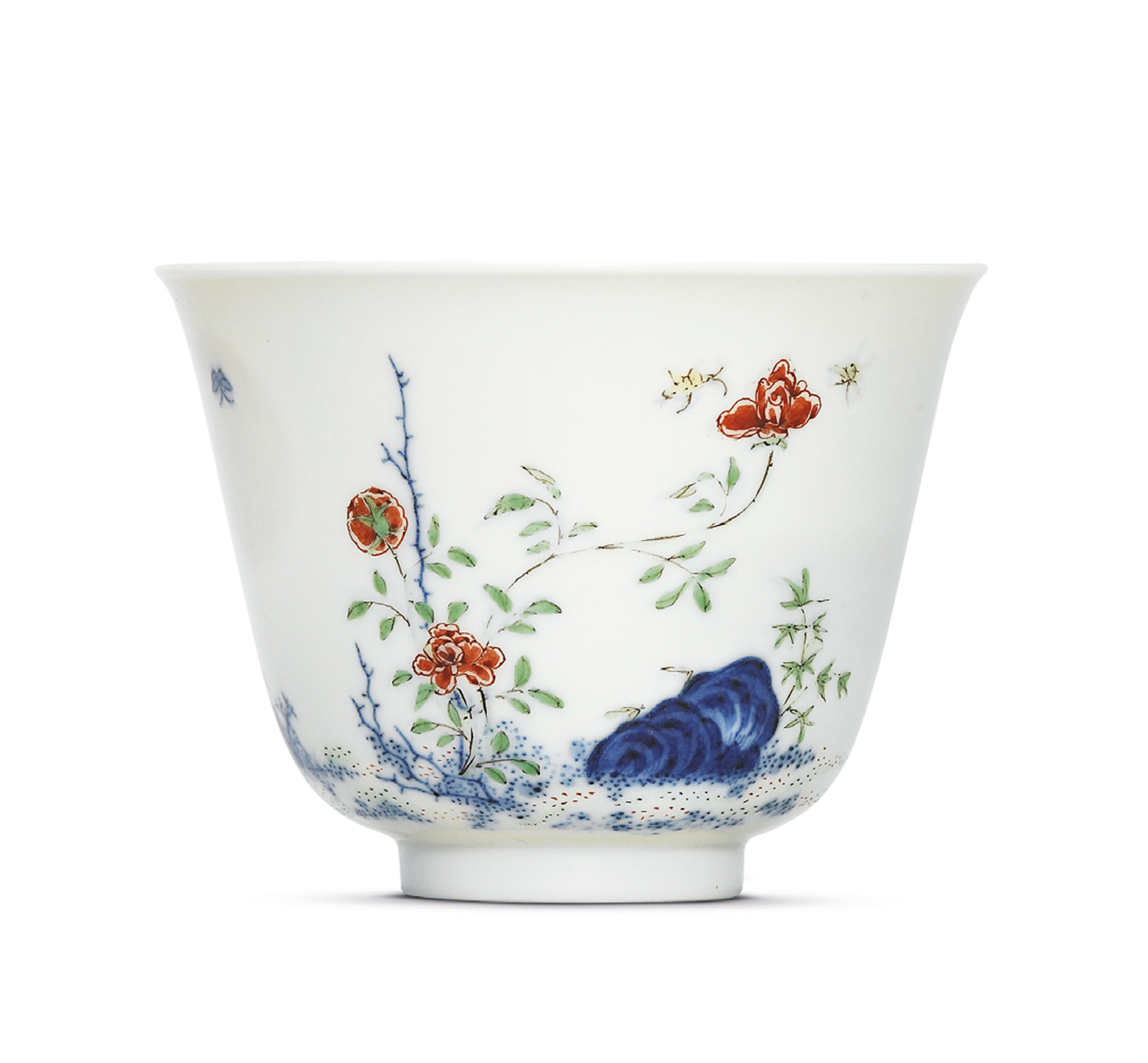 A FAMILLE VERTE 'ROSE BLOSSOM' MONTH CUP