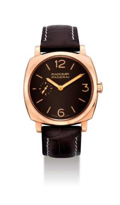 PANERAI. A FINE AND ATTRACTIVE