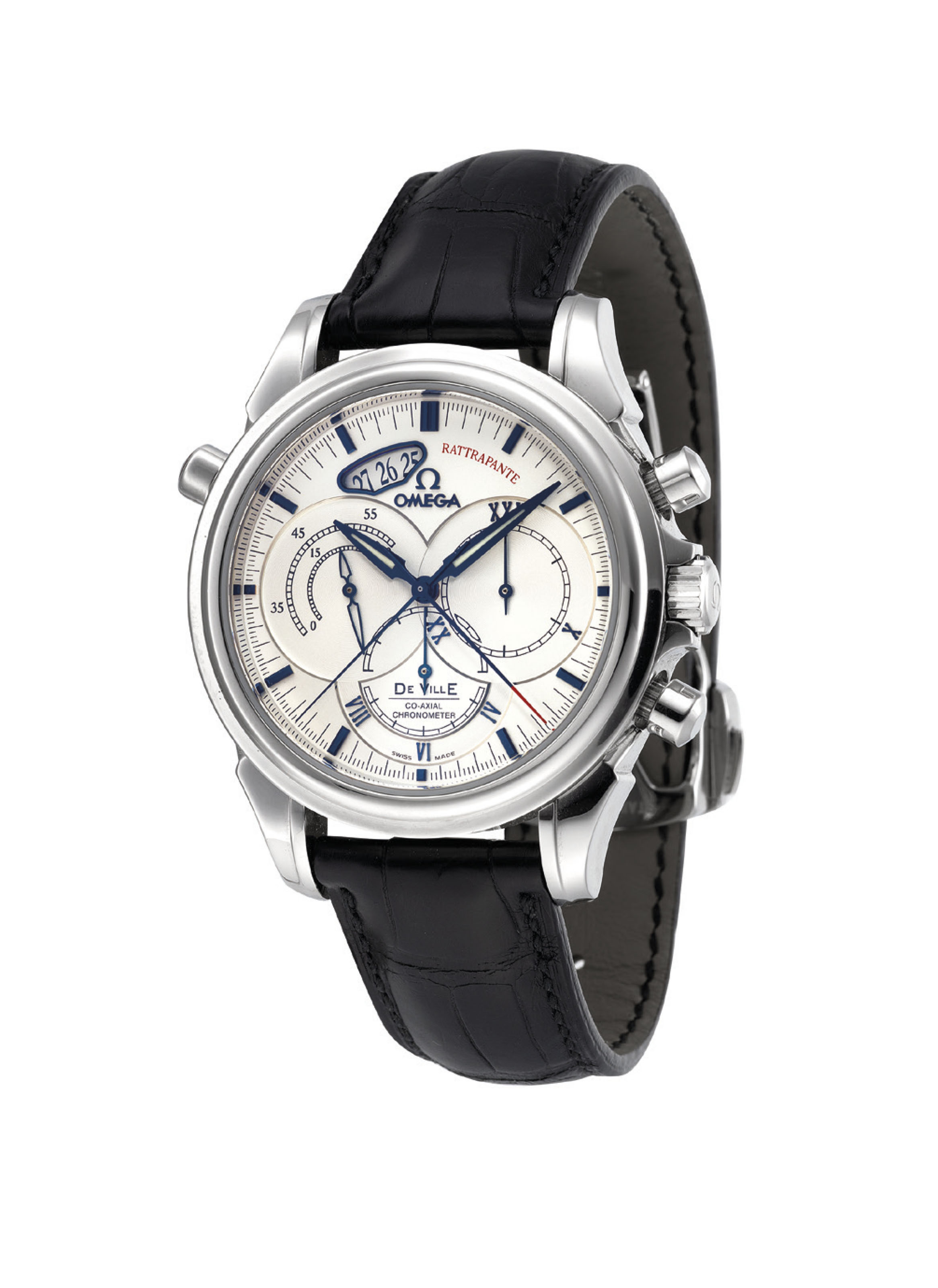 OMEGA. A STAINLESS STEEL AUTOM