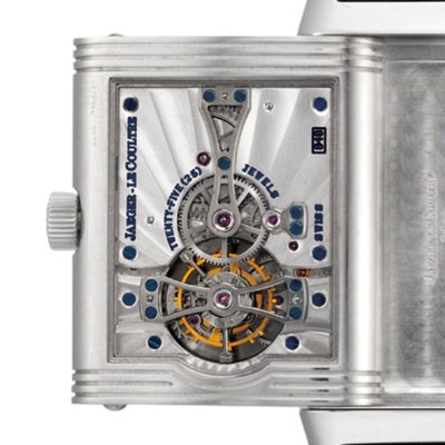 JAEGER-LECOULTRE. A FINE AND R