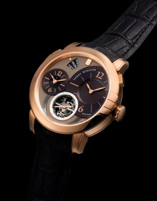 HARRY WINSTON. A FINE AND VERY