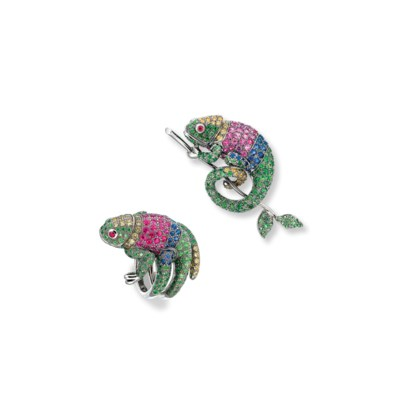 A SET OF MULTI-GEM 'CHAMELEON'