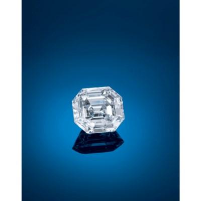 A RARE UNMOUNTED DIAMOND