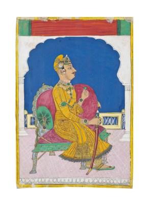 Raja Chattarsal of Kota