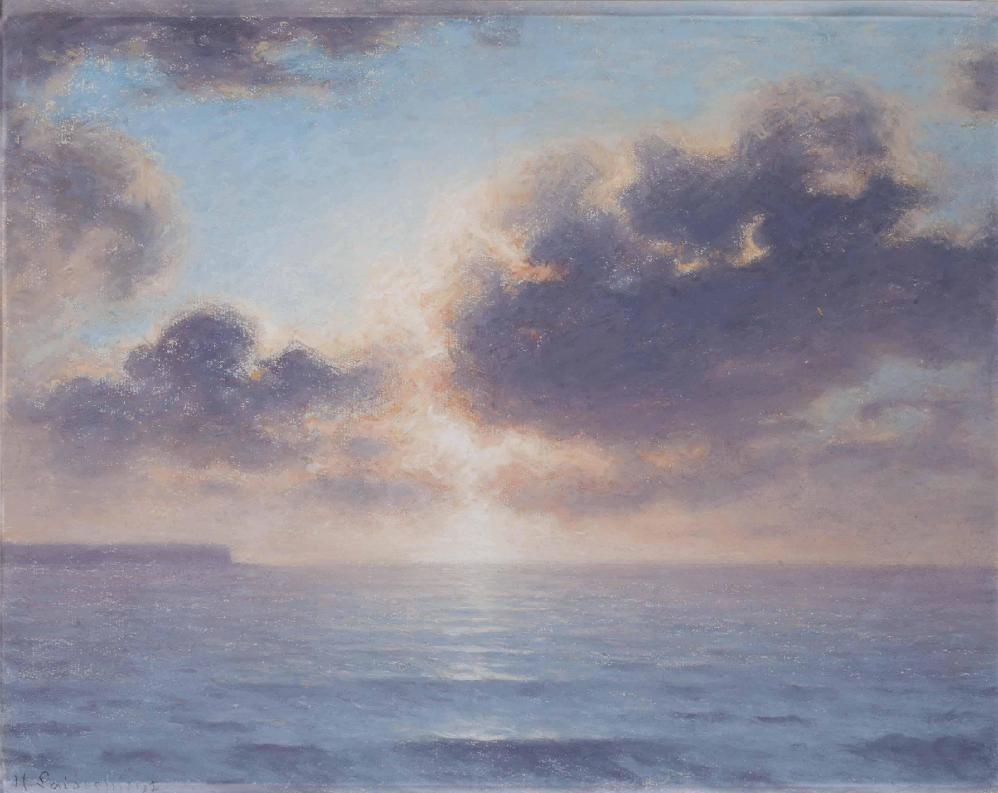 Study of Sea and Sky