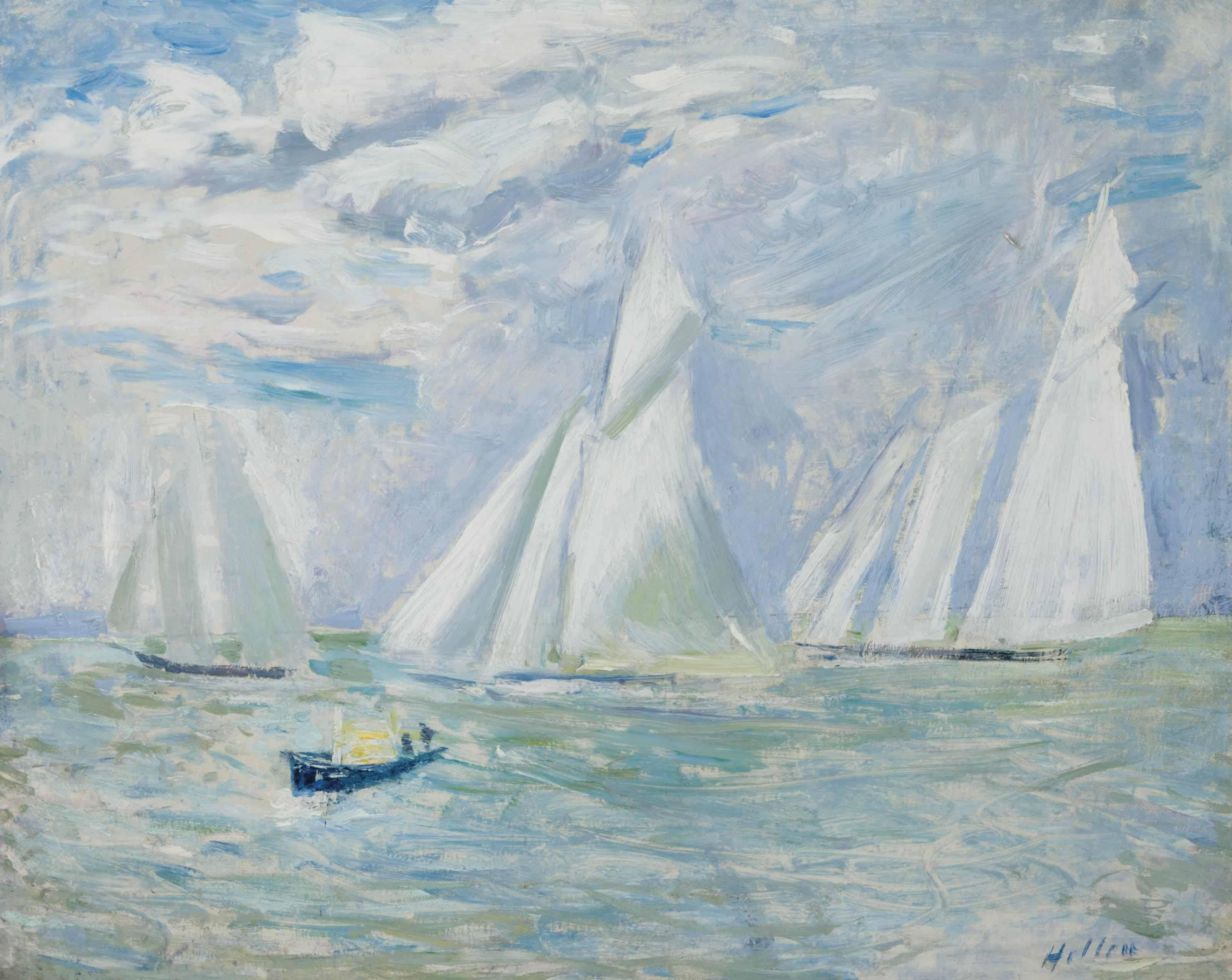 Paul César Helleu (French, 185